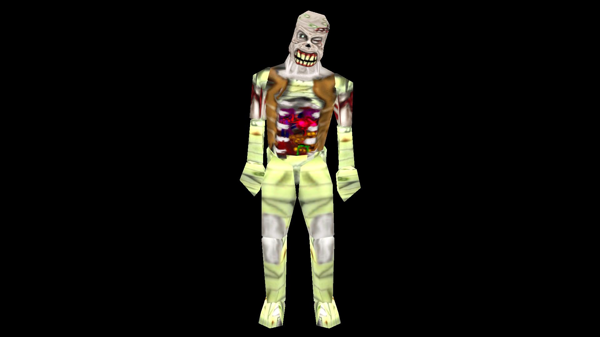 Zombie Position 2