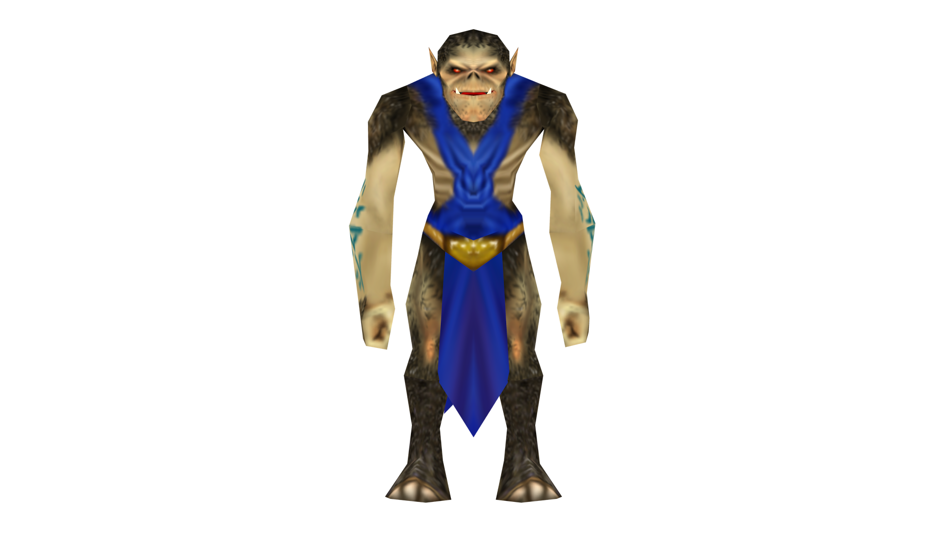 OrcShaman Front