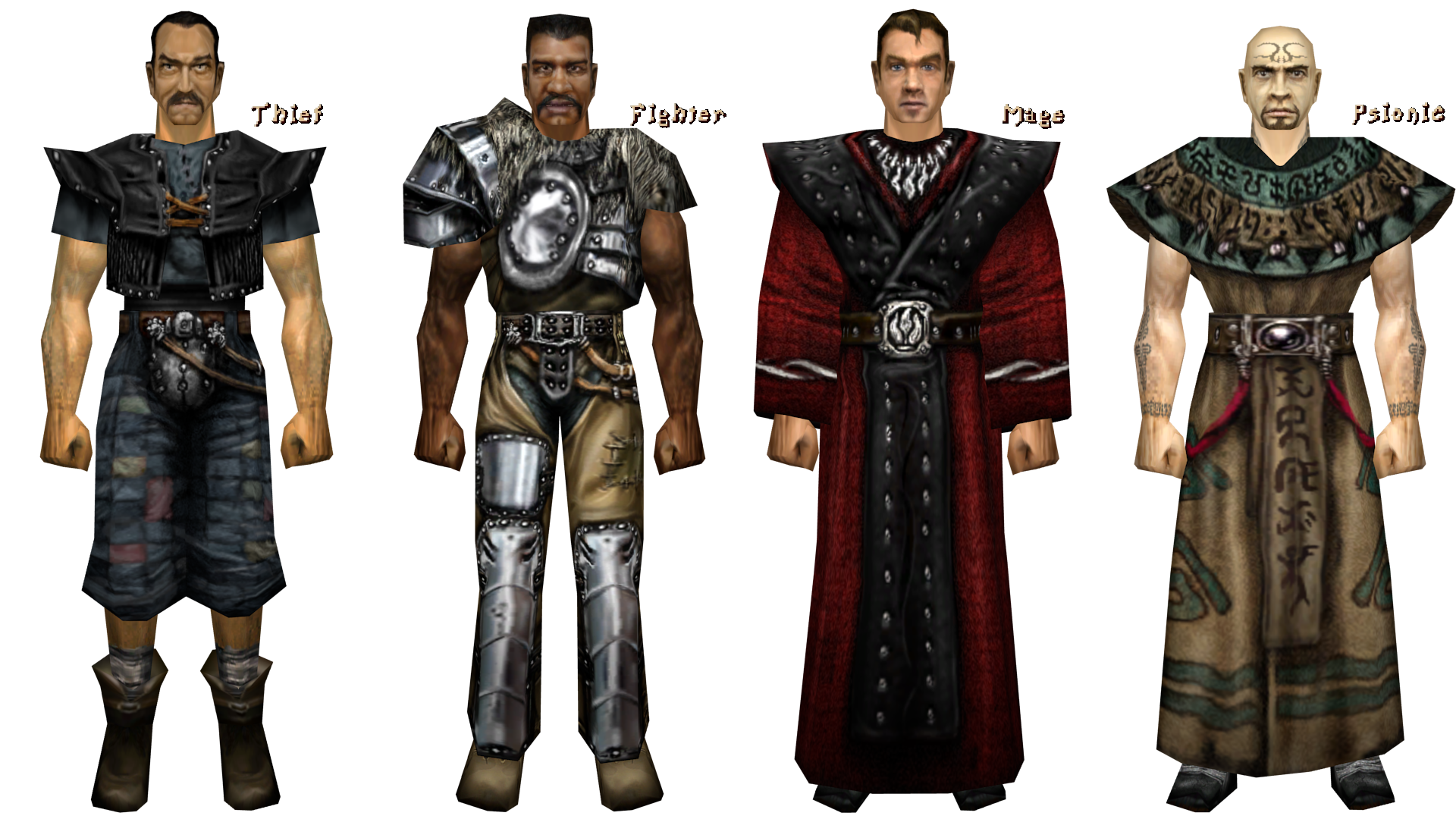 fourth version of the four classes from ~0.82