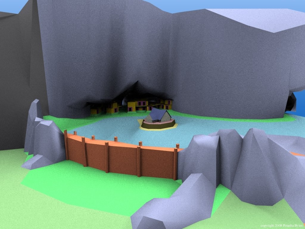 Early Concept Render 4