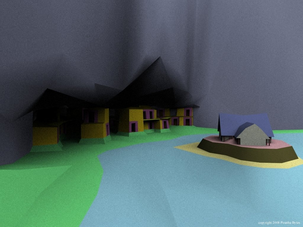 Early Concept Render 5