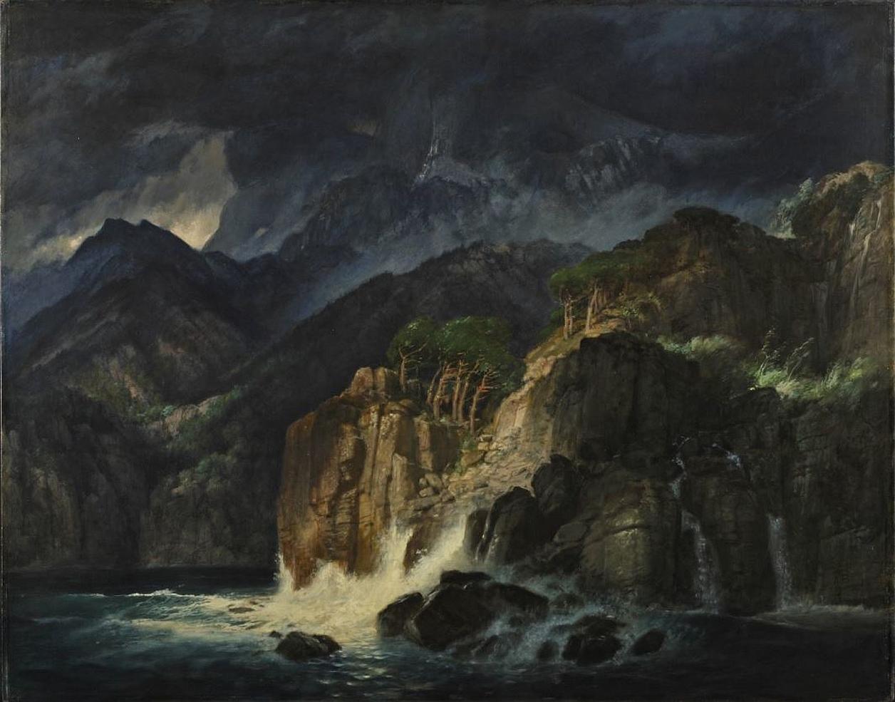 Arnold Böcklin Painting 3