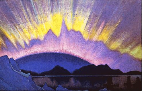 Nicolas Roerich Light of Shambhala